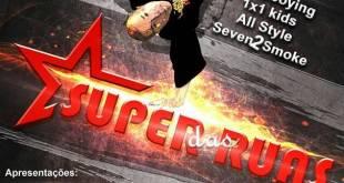 Nova edição do campeonato Super das Ruas acontece em Itanhaém em fevereiro
