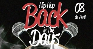 "No Brasil, Governador Valadares será palco para ""Hip Hop Back In The Days"""
