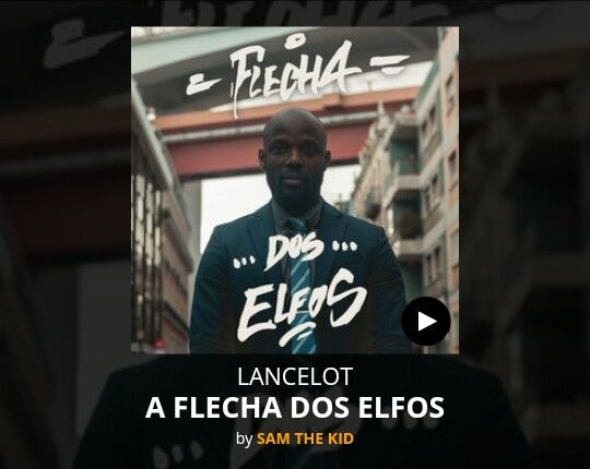 Vídeo : LANCELOT - A FLECHA DOS ELFOS