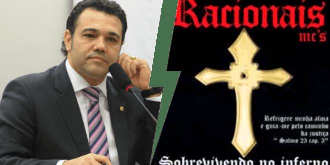 """O Deputado e Pastor Marco Feliciano chama disco do Racionais MC's de """"Lixo Intelectual"""""""
