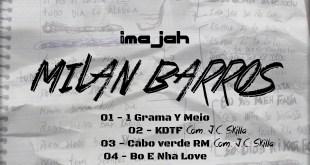 EP: Imajah - Milan Barros