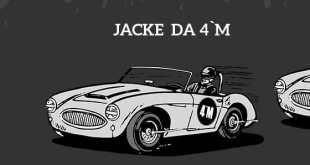 Mixtape: Jacke da 4'M - 10 Minutos de Vantagem Vol.5 - Eu e o Rap