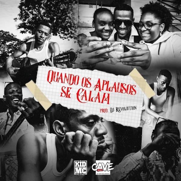 Kid Mc - Quando os Aplausos se Calam feat Paulos Flores