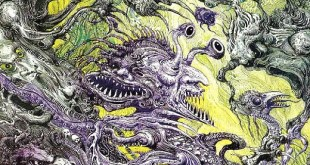 "Dr. Caligari lança álbum ""Labirinto"""