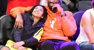 Kobe Bryant e a filha morrem em queda de helicóptero