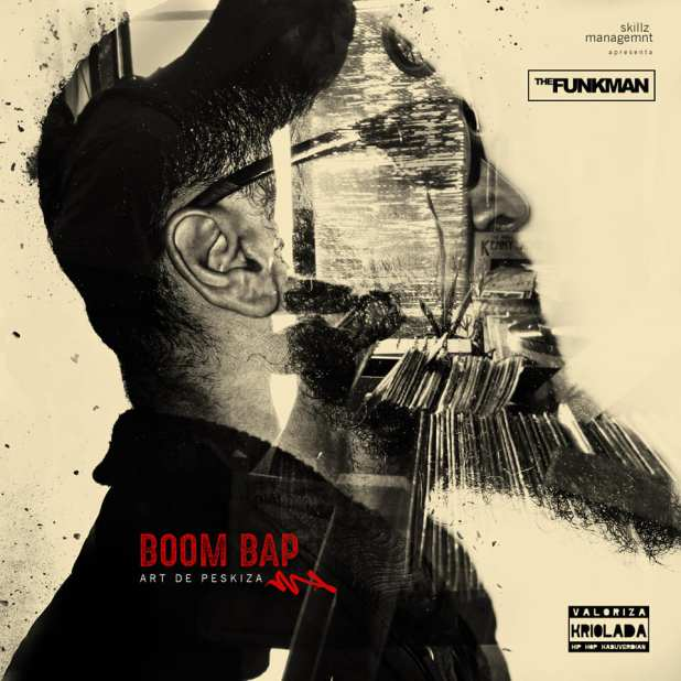 Beattape: theFUNKMAN - Boom Bap