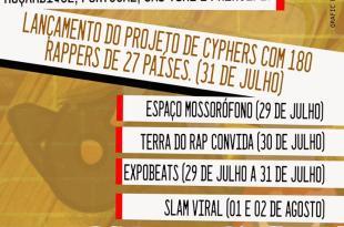 """Festival online internacional reúne rappers, slammers e pesquisadorxs para descolonizar o """"espaço lusófono"""""""