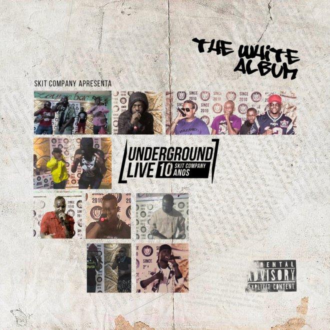 Underground Live - The White Album
