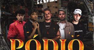 """1Kilo une rap e funk em """"Pódio"""", com Choice e MC Smith"""