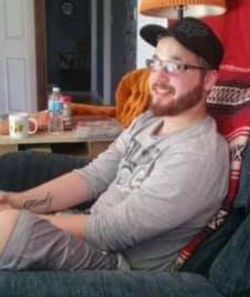 """This is a photo of a missing person named Raymond Kenneth Brisson. He goes by the name  """"Ken"""".  He went missing in Edmonton, Alberta, Canada  in 2017 in his 20's.  He would now be in 30 in 2021.  He is an endangered adult. Have you seen him?"""
