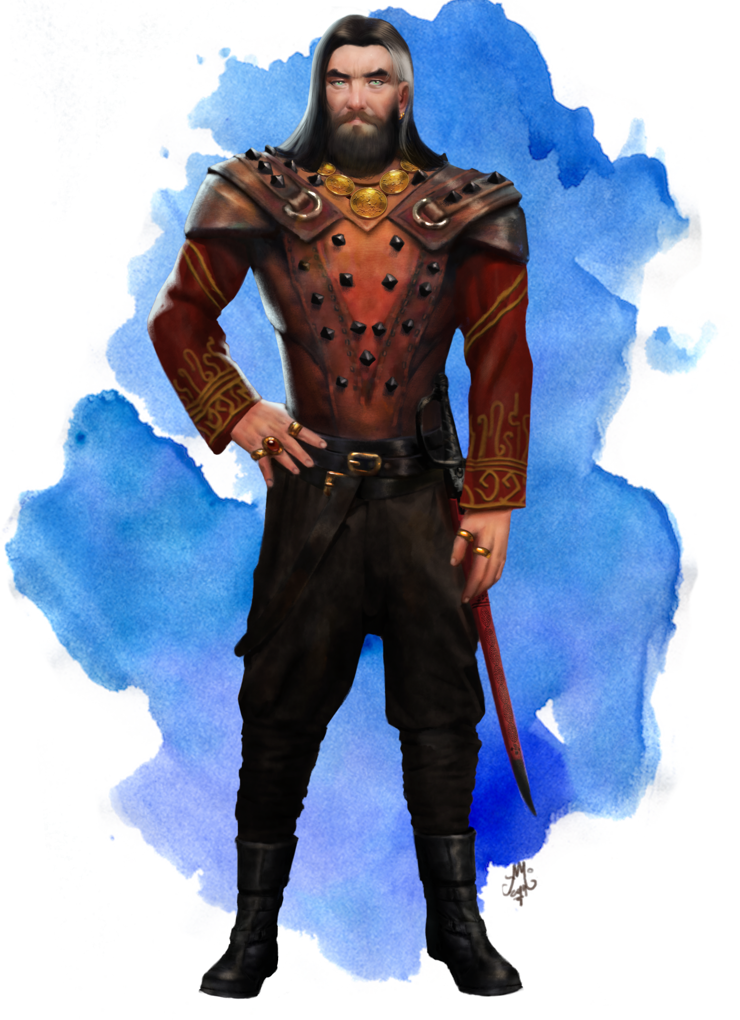 Rivals and Allies: Solomon Reiss - The Underground Oracle