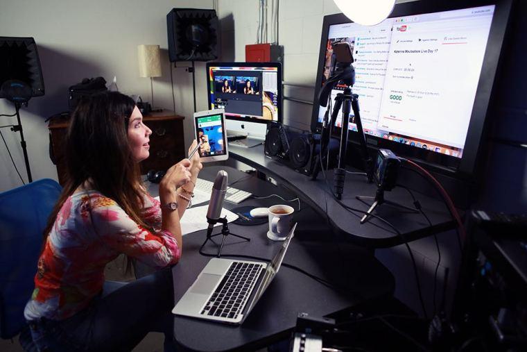 Live Broadcast System