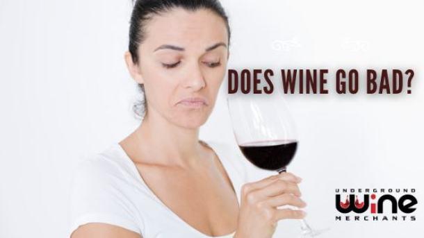 Does wine go bad?