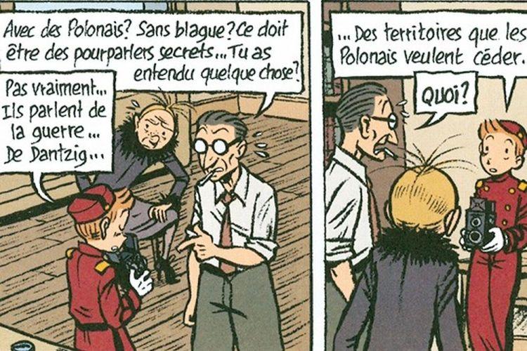 Le Spirou d'Emile Bravo