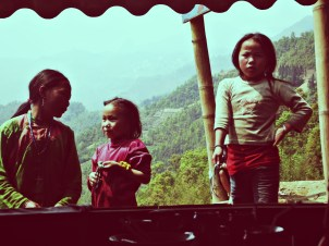 Young Vietnamese Children, Sa Pa