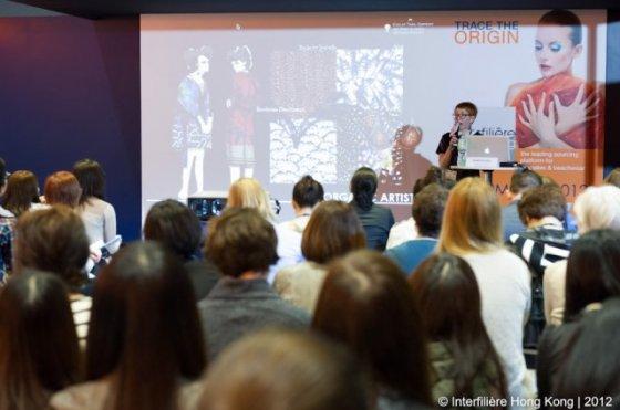 INTERFILIERE Hong Kong 2012