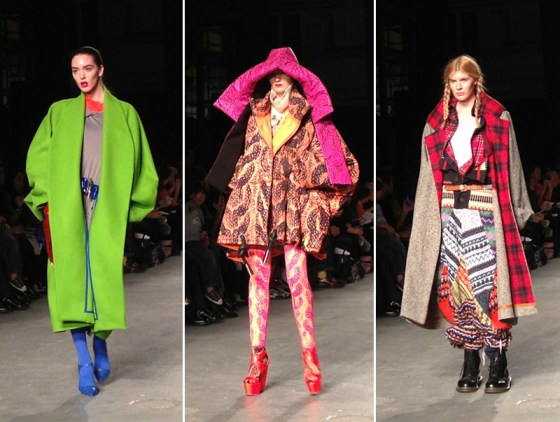 University Of Westminster Graduate Fashion Show Underlines Magazine