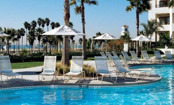 Hyatt Regency Beach Resort and Spa in Huntington Beach