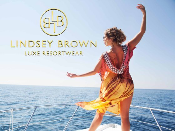Lindsey Brown Luxe Resortwear
