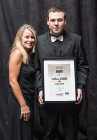 James Parker award
