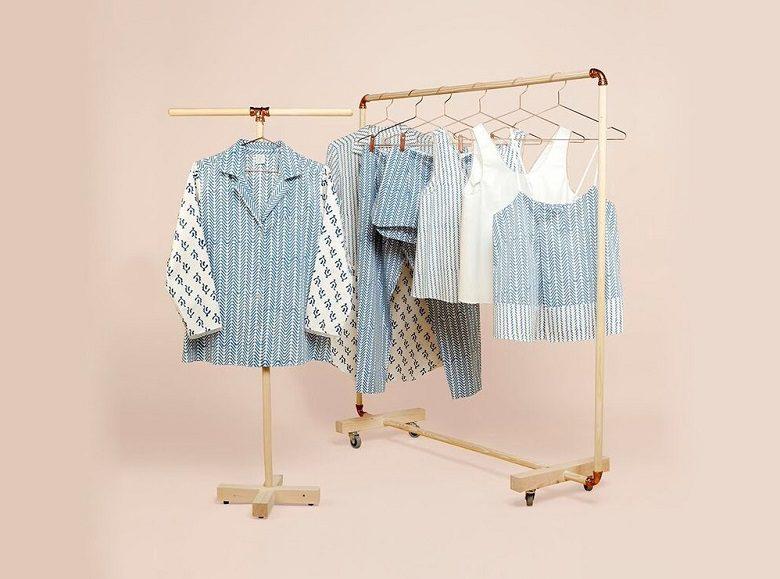 Eight Hour Studio organic cotton nightwear