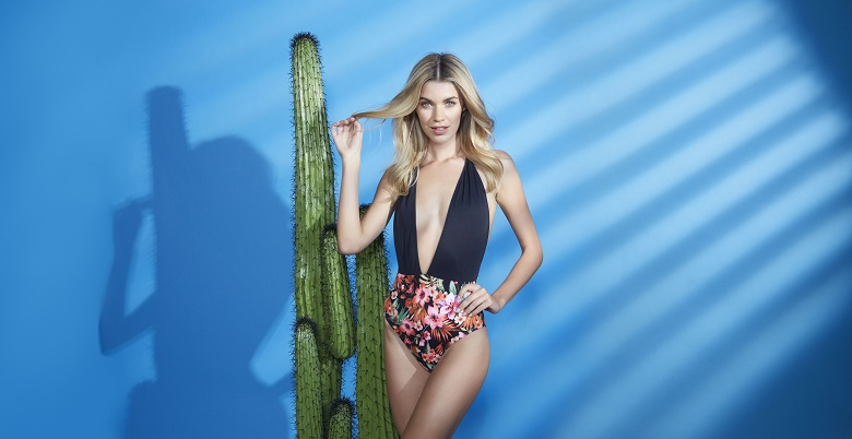 f1191e78e4cb8 Boux Avenue launch their first swimsuits for Spring 2017, a collection  designed for and inspired by women's shapes. The brand mixes different  fashion trends ...