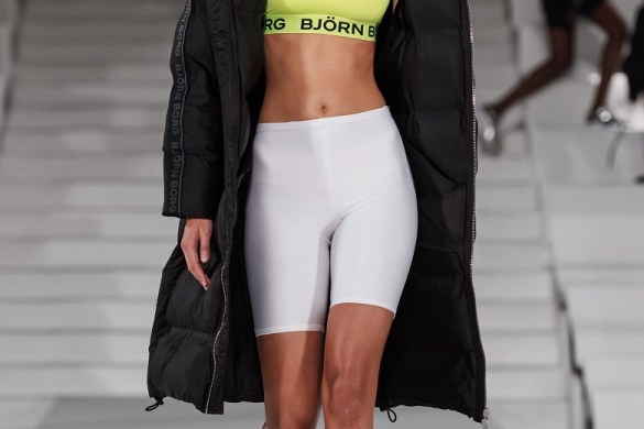 Björn Borg hosts see-now-buy-now fashion show