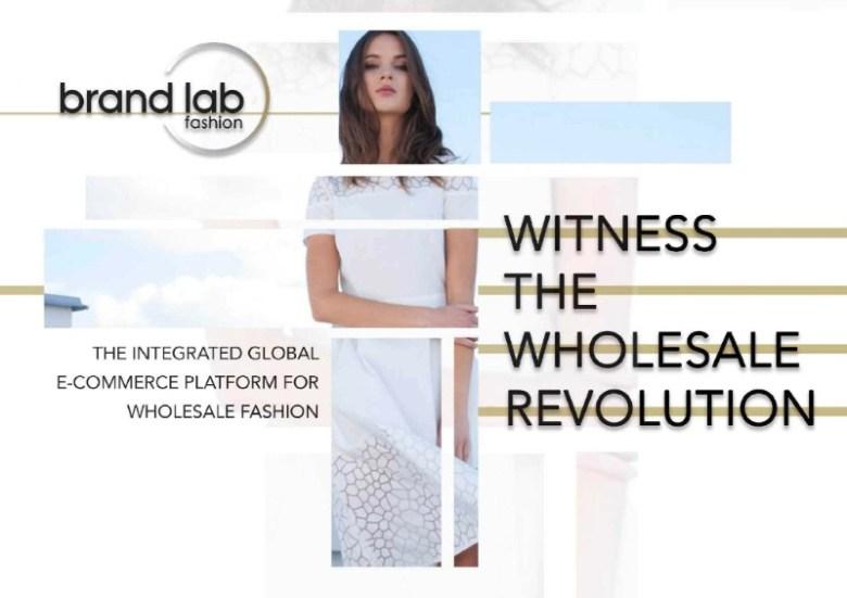 Innovative Wholesale Platform Brandlab Signs 300 Fashion Brands Underlines Magazine