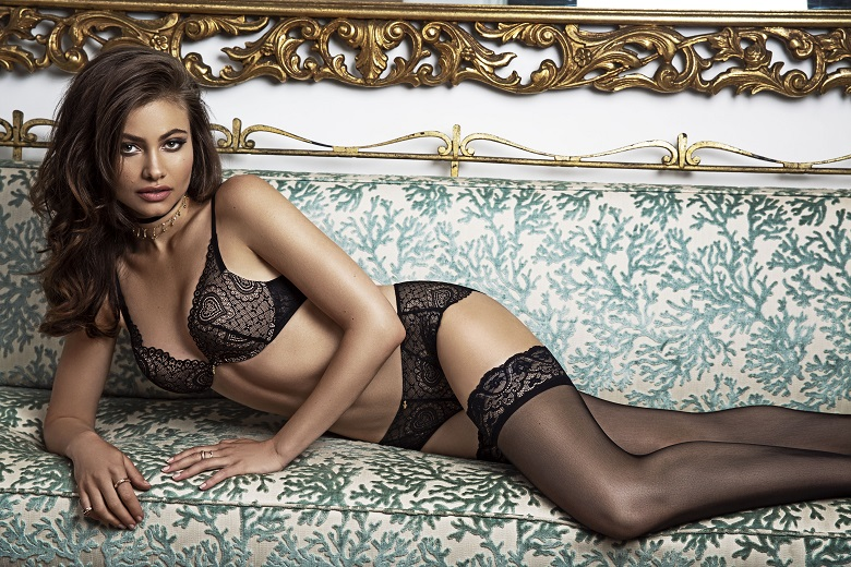 Sheer Romance includes super feminine lingerie with a poetic and rebellious  attitude ba1ba883a