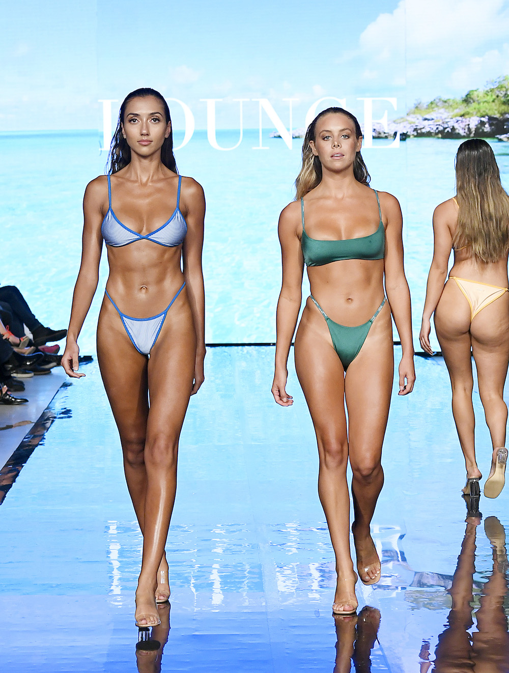 Lounge debuts first ever swimwear collection at Miami Swim