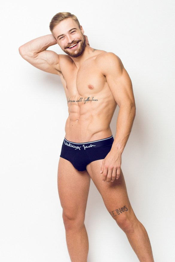 Walking Jack releases new Solid briefs