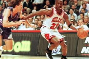 Michael Jordan Pledged $100m – AFP