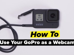 GoPro Just Released a Free App That Turns Your Hero 8 Into a Webcam