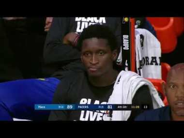 Philadelphia 76ers vs Indiana Pacers   Full Game Highlights – 01 August 2020   NBA Bubble