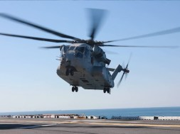 U.S. Marines newest helicopter completes sea trials