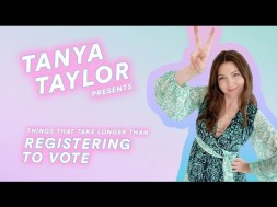 Canadian Designer Tanya Taylor Enlists Celebrity Friends for NYFW Video That Has Nothing to do With Fashion