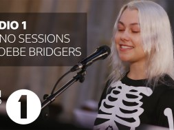 Here's an eerily beautiful Radiohead cover from Phoebe Bridgers and Arlo Parks to make your day