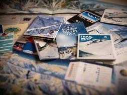 Inside the World of Legendary Ski Map Illustrator James Niehues