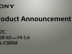 Sony Electronics introduces Alpha 7C Camera and the Zoom Lens, the World's Smallest and Lightesti Full-frame Camera system