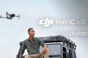 First Take: DJI Mavic Air 2