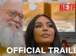 Kim Kardashian Breaks Down Crying in David Letterman Interview: Watch