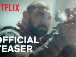 'Army Of The Dead,' the new film from Zack Snyder, premieres May 21 on Netflix