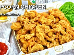 Chicken Popcorn Recipe