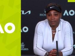 """Serena Williams lost to Naomi Osaka in the Australian Open semifinal"" links"