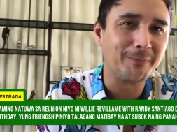 Willie Revillame hints reunion with 'MTB' co-hosts