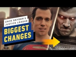 All the changes between the two 'Justice League' movies