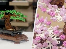 How Lego helps with mindfulness. Channel your inner Ikebana and build your floral art.