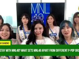 MNL48: From Pioneering P-Pop's Re-emergence to Further Breakthrough