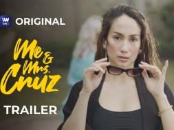Paulo Angeles Teams Up with Ina Raymundo in iWantTFC's 'Me & Mrs. Cruz'