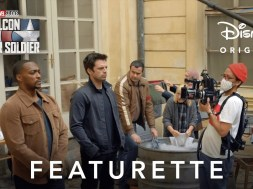 Watch the New 'The Falcon and the Winter Soldier' Virtual Q&A